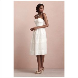 BHLDN Eyelet Dress